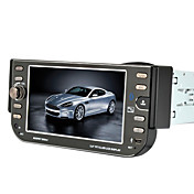 Autoradio DVD 5.6 pouces / Compatible IPOD / Bluetooth / Fonction TV / Radio RDS