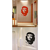 Guevara wall stickers (0565-gz071)