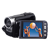 reich hd-d20 5.0MP CMOS 12.0mp erweiterten digitalen Camcorder mit 3.0inch LCD-Display 8-fachem Digitalzoom (smq5654)