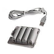 paquet usb batterie rechargeable pour Wii Fit Balance Board