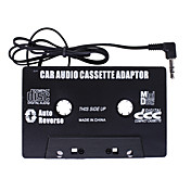 Bilradio kassette adapter (sort)
