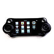 4.3 Inch 100 Games MP4 Player with Digital Camera (2GB, White/Black)