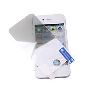screen guard protector + reinigingsdoekje voor iPhone 3G/3GS