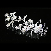 Gorgeous Imitation Rhinestones Bridal Combs