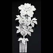Austria Rhinestones Wedding Bridal Combs/ Headpiece