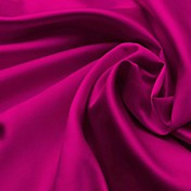 Satin / Chiffon / Taft / Organza / Stretch-Satin Gewebe durch den 1/2 yard