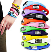 Unisex Mini Style Sports Wrist Automatic Watches (7-Pack, Random Colors)