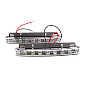 2 PCS LED Car Daytime/H Models Running Lights JK158