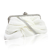 Gorgeous Satin With Austria Rhinestones Evening Handbags More Colors Available