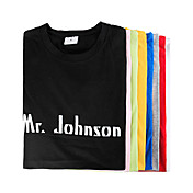 "personalisierten ""mr."" T-Shirt"