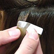 Double-sided Tape Hair Extension 20 Pieces Each Paper