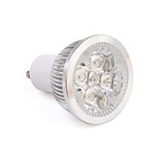 GU10 4W 320-360LM 3000-3500K Warm White Light LED Spot Bulb (85-265V)