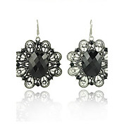 Flower Design Earring