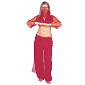 Arabian Beauty Red Dancing Clothes