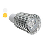 GU10 9W 570LM Cool/Warm White Light LED Spot Bulb (85-265V)