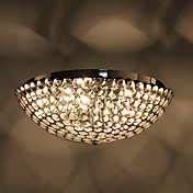 Flush Mount with 3 Light in Fashion Style
