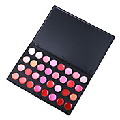 Finding Color 32 Colors Lipstick Gloss Palette