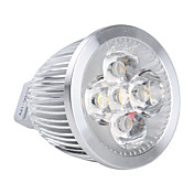 GU5.3 5W 400-450LM 3000-3500K Warm White Light LED Spot Bulb (AC/DC 12V)