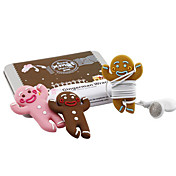 Cute Gingerbread Man Shaped Bobbin Winder (Random Color)