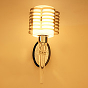 Stylish Wall Light with 1 Light