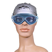 Unisex SM915A Anti-Fog Plating Swimming Goggles