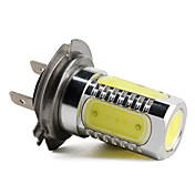 H7 7.5W 400LM White Light Bulb for Car Fog Lamp (12V)