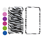 Stripe Style Full Body Protective Case for iPod iPod Touch 4 (Assorted Colorss)