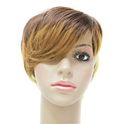Capless High Quality Synthetic Short Straight Fashion Party Wig