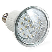 E14 18-LED 90LM 1-1.2W 2800-3500K Warm White Spot Bulbs (220-240V)