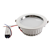 18w 1620lm 6000-6500k lmpada de teto branco natural levou (85-265V)
