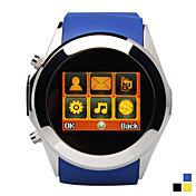 MQ266 - 1.33 Inch Watch Cell Phone (FM, Quadband, MP3 Player)