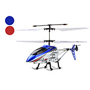 2.5-Channel Metal Helicopter (Assorted Colors)