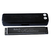 Kaine - (K2403) Intermediate Baritone Harmonica C key/24 Holes/48 Tones