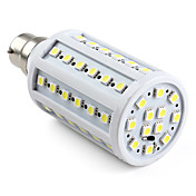 B22 10W 60x5050 SMD 1100LM 5000-5500K Natural White Light LED Corn Bulb (220-240V)