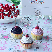 Cupcake placecard holders(set of 4)