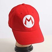 Cosplay Cap Inspired by Super Mario-Mario