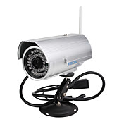 Wanscam - Outdoor Wireless Waterproof Night Vision IR-CUT IP Camera With IR 20M