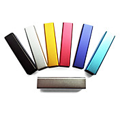 Elegante Batería Externa de 2400mAh para iPhone, Móviles, MP3, etc. (Color Aleatorio)