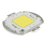 DIY 50W 5000LM 1500mA Natural White Light Integrated LED Emitter (30-32V)