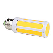 E27 9W 600LM 3000-3500K Warm White Light COB LED Corn Bulb (220V)