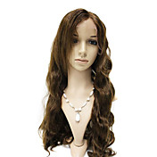 Lace Front 100% Brazil Remy Hair Body Wave Long Wig