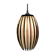 Comtemporary Pendant Lights with 4 Lights in Ellipse Design