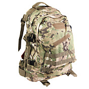 Tactical Outdoor dobbelt skulder Rygsk Bag (3 farver)