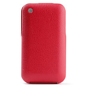 Full Body PU Leather Case for iPhone 3G and 3GS (Assorted Colors)