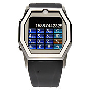 TW520 reloj de 1,6 pulgadas del telfono celular (Bluetooth JAVA)