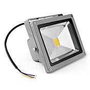 Lmpara de Densidad LED Impermeable, de Luz Blanca Tibia de 3000-3500K de 2000lm de 20W de 85 a 265V