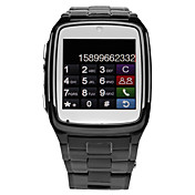 TW810 1.6 Inch Watch Cell Phone (JAVA, MP3, MP4, Bluetooth)