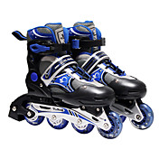 PVC Leather PU Wearproof Rollerblades Skates Classical Skate Shoes