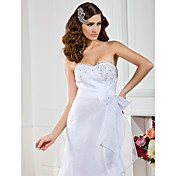 Elegant Organza Wedding/Bridal Ribbon Sash(More Colors)