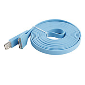 Sincronizacin y cable de carga para iPad y iPhone (colores surtidos, 3M)